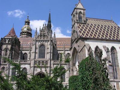 Kosice katedrala Sv. Alzbety