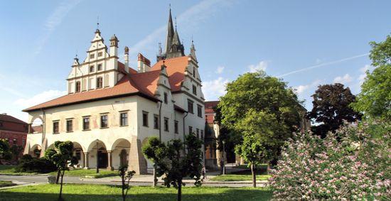 Radnica-Levoca