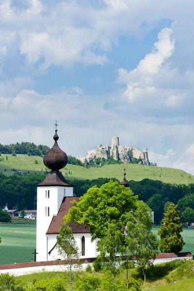 Zehra a Spissky hrad