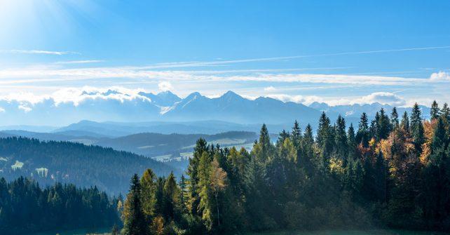 Prírodné bohatstvo regiónu Spiš