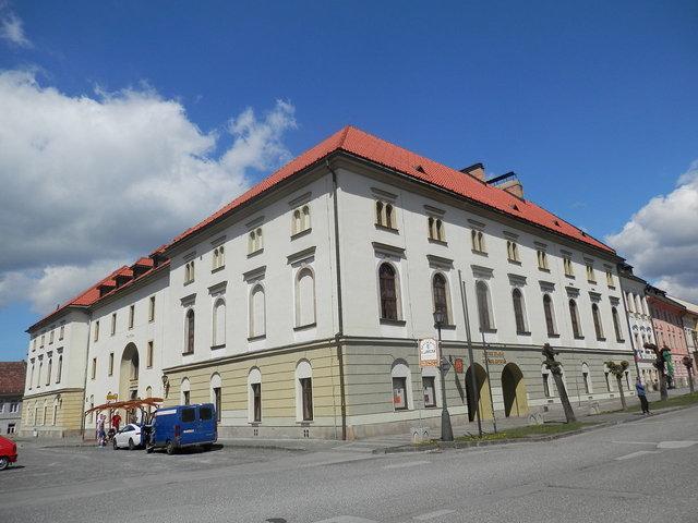Mestské divadlo Levoča
