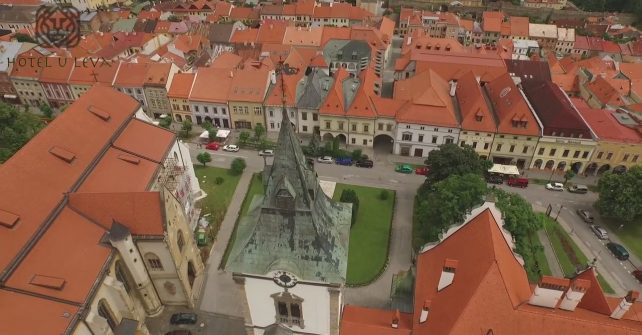 Mestá a ich historické pamiatky