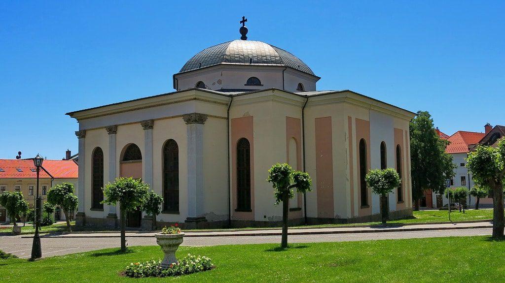 Evanjelický kostol v Levoči