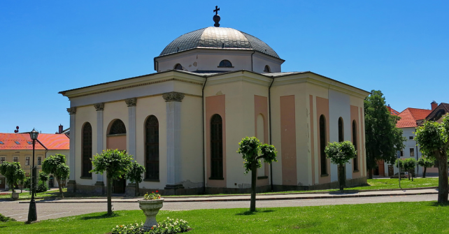 Potulky Levočou. Evanjelický kostol v Levoči