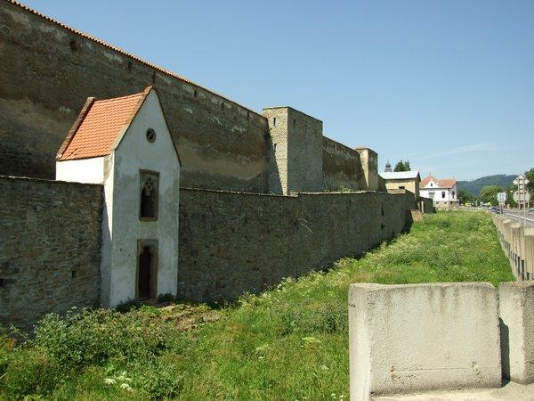 Mestské opevnenie Levoča