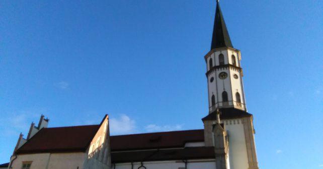 Kostoly vLevoči