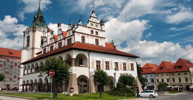 Hrady a historické mestá regiónu Spiš