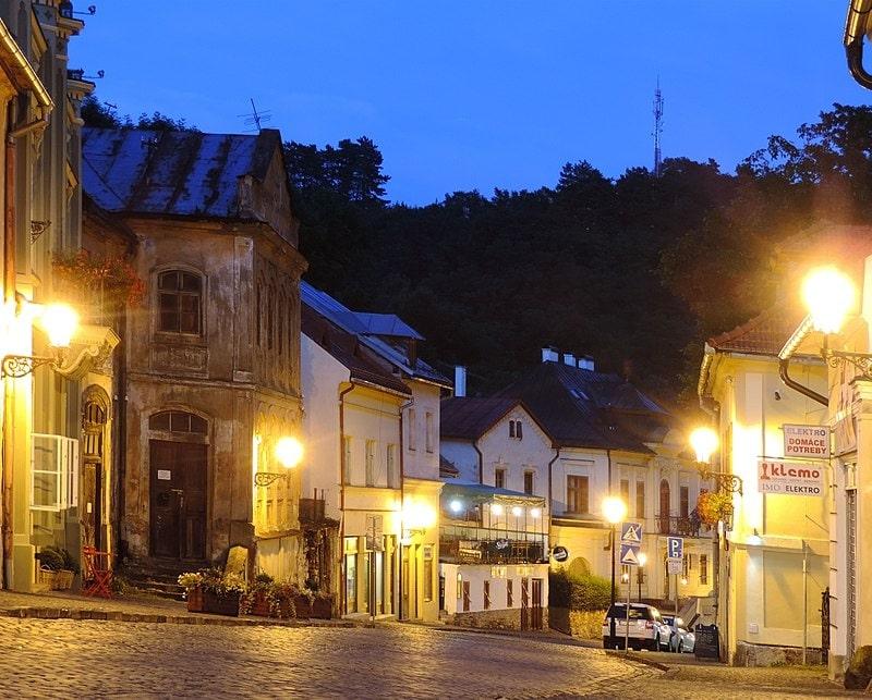 Banská Štianica - malé mesto s úžasnou atmosférou a zápisom v Unesco
