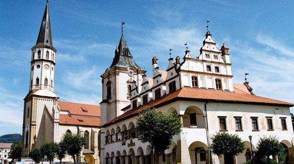 Slovenské kráľovské mestá