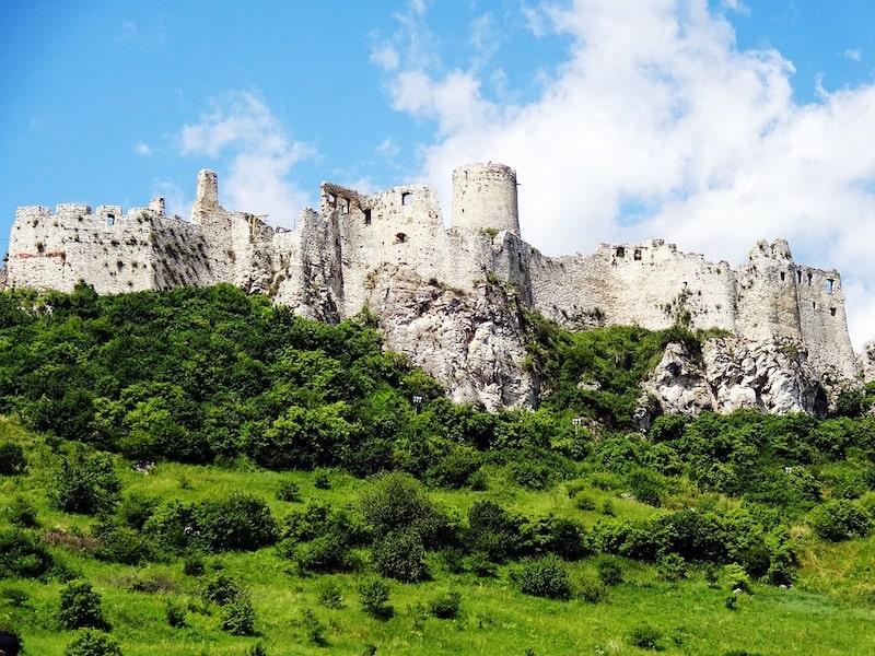 Spišský hrad - UNESCO pamiatka