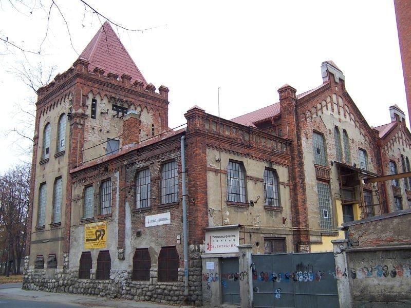 Tatranská galéria - fotka