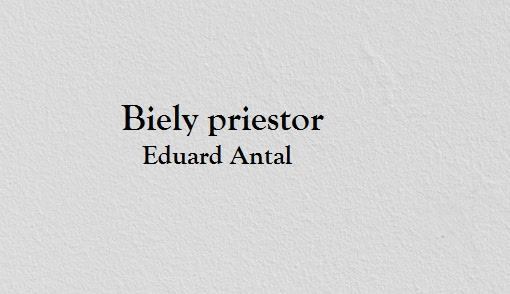 Biely priestor