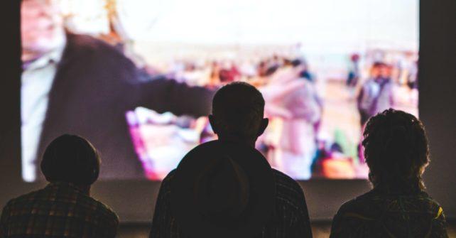 Letné kino v Levoči