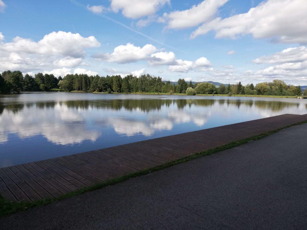 Výhľad Beliansky rybník