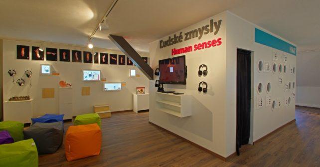 Moderné a interaktívne múzeum v centre historickej Levoče