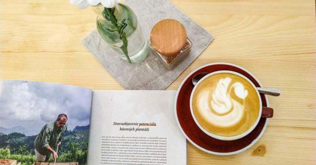 Výberofka. Jedinečná kaviareň s výberovou kávou v centre Levoče